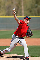 Sean Tracey - Los Angeles Angels - 2009 spring training.Photo by:  Bill Mitchell/Four Seam Images