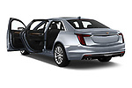 Car images of 2019 Cadillac CT6 Premium-Luxury 4 Door Sedan Doors