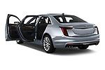 Car images of 2019 Cadillac CT6 Premium-Luxury 4 Door Sedan Doors