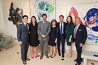 Event - Michael Greenwald Hosts the Qatar Ambassador to the US  09/28/17