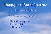 How will you spend the longest day of the year?