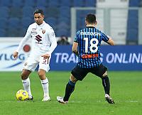 Bergamo  06-02-2021<br /> Stadio Atleti d'Italia<br /> Serie A  Tim 2020/21<br /> Atalanta- Torino nella foto:  Izzo Armando                                                        <br /> Antonio Saia Kines Milano
