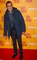Thierry Beccaro ‡ l'avant premiËre du film BABY PHONE ‡ l'UGC Normandie ‡ Paris le 20 fÈvrier 2017 # PREMIERE DU FILM 'BABY PHONE' A PARIS