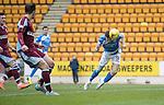 St Johnstone v Stenhousemuir…21.01.17  McDiarmid Park  Scottish Cup<br />Steven MacLean scores saints first goal<br />Picture by Graeme Hart.<br />Copyright Perthshire Picture Agency<br />Tel: 01738 623350  Mobile: 07990 594431