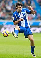 Deportivo Alaves' Manu Garcia during La Liga match. October 28,2017. (ALTERPHOTOS/Acero) /NortePhoto.com