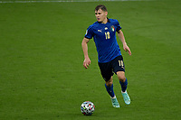 Nicolo Barella of Italy in action during the Uefa Euro 2020 Final football match between Italy and England at Wembley stadium in London (England), July 11th, 2021. Photo Andrea Staccioli / Insidefoto