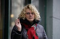 Social media consultant Michelle Blanc ,in  2012