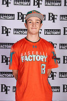Thomas Blakney (13) of Wenatchee High School in Wenatchee, Washington during the Baseball Factory All-America Pre-Season Tournament, powered by Under Armour, on January 12, 2018 at Sloan Park Complex in Mesa, Arizona.  (Mike Janes/Four Seam Images)