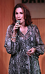 Stephanie J. Block during 'The Cher Show' Original Broadway Cast Recording performance and CD signing at Barnes & Noble Upper East Side on May 14, 2019 in New York City.