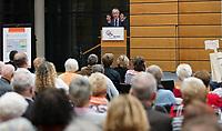 28.10.2019: Ex-Bundesminister Franz Müntefering beim Festakt der Generationenhilfe