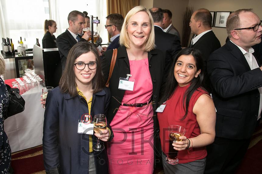 Alessia Cavaveri of Shake Social, aura Grant of Equation and Rema Soni of Deloitte