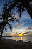 Cane Bay Sunset<br />