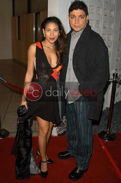 Michael Delorenzo and Julia Mendoza