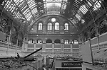 Doncaster Corn Exchange Fire - January 1994
