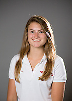 Tally Buckstaff of the Stanford sailing team.