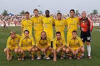 U.S. Open Cup Round of 16: Columbus Crew Starting XI. DC United defeated the Columbus Crew in overtime 2-1, Tuesday, August 1, 2006, at Maryland Soccerplex.