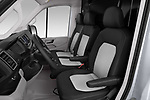 Front seat view of 2020 Volkswagen Crafter e-Crafter 4 Door Cargo Van Front Seat  car photos
