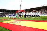 Spain (r) and Liechtenstein during FIFA World Cup 2018 Qualifying Round match. September 5,2016.(ALTERPHOTOS/Acero) /NORTEPHOTO
