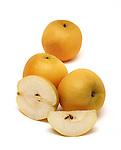Asian Pears still life.