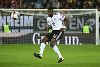 Antonio Rüdiger (Deutschland Germany) - 08.10.2017: Deutschland vs. Asabaidschan, WM-Qualifikation Spiel 10, Betzenberg Kaiserslautern