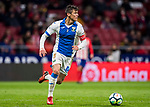 Martin Maximiliano Mantovani of CD Leganes in action during the La Liga 2017-18 match between Atletico de Madrid and CD Leganes at Wanda Metropolitano on February 28 2018 in Madrid, Spain. Photo by Diego Souto / Power Sport Images