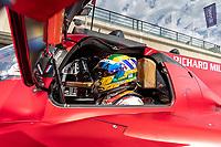 No50 RICHARD MILLE RACING TEAM (FRA) - ORECA 07/GIBSON - SOPHIA FLOERSCH (DEU)/BEITSKE VISSER (NLD)