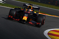 29th August 2020, Spa Francorhamps, Belgium, F1 Grand Prix of Belgium , qualification;   33 Max Verstappen NLD, Aston Martin Red Bull Racing