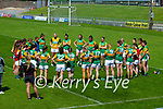 The Kerry team after  the Lidl Ladies National Football League Division 2A Round 2 at Austin Stack Park, Tralee on Sunday.