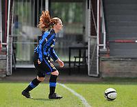 Club Brugge Dames B : Sharon Goemaere.foto DAVID CATRY / Nikonpro.be