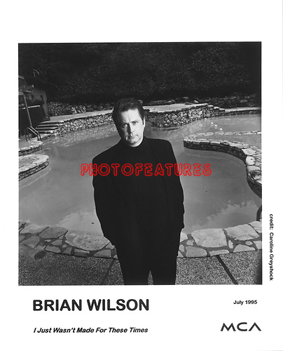 BRIAN WILSON ..photo from promoarchive.com/ Photofeatures....