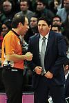 Xavi Pascual. FIATC Joventut vs FC Barcelona Regal: 63-78.