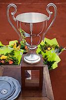16-8-09, Den Bosch,Nationale Tennis Kampioenschappen, Finale mannen, Kampioensbeker