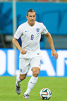 Phil Jagielka of England
