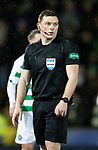 St Johnstone v Celtic…..29.01.20   McDiarmid Park   SPFL<br />Referee John Beaton<br />Picture by Graeme Hart.<br />Copyright Perthshire Picture Agency<br />Tel: 01738 623350  Mobile: 07990 594431
