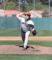 Ben Strahm - San Francisco Giants 2019 spring training (Bill Mitchell)