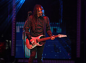 WEST PALM BEACH, FL - AUGUST 05: James Shaffer of Korn performs at The iTHINK Financial Amphitheatre on August 5, 2021 in West Palm Beach Florida. Credit Larry Marano © 2021