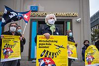 """2020/10/17 Berlin   Politik   """"Unblock Cuba"""""""