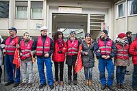2017/11/20 Wirtschaft | Siemens | Protest gegen Entlassungen