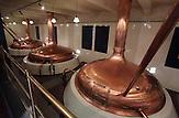 Das böhmische Pilsen ist 2015 neben dem belgischen Mons, die Kulturhauptstadt Europas. Die Stadt des Biers wandelt sich zur europäischen Kulturhauptstadt. <br /> Bild: Die Pilsener Brauerei Plzeňský Prazdroj braut seit 1842 das berühmte Pilsener Urquell, das Namensgeber für andere Biere war.