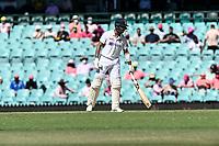 9th January 2021; Sydney Cricket Ground, Sydney, New South Wales, Australia; International Test Cricket, Third Test Day Three, Australia versus India;