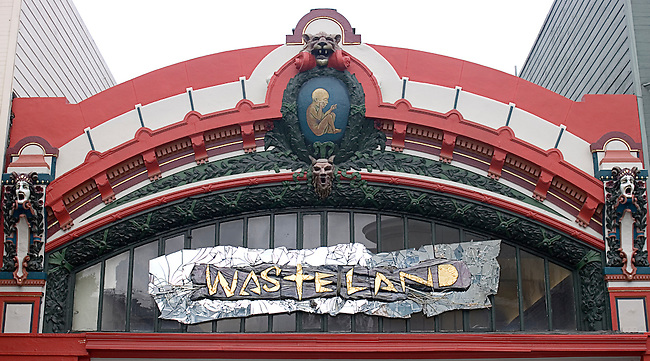 The Wasteland, Haight Street, San Francisco, California