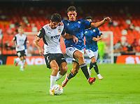 2021.08.27 La Liga Valencia CF VS Alaves