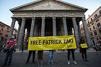 08.10.2020 - Libertà Per Patrick Zaki - Freedom For Patrick Zaki Flash Mob