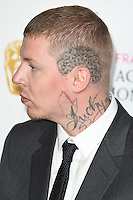 Professor Green<br /> in the winners room at the 2016 BAFTA TV Awards, Royal Festival Hall, London<br /> <br /> <br /> ©Ash Knotek  D3115 8/05/2016