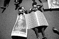 McKeesport Protest for Trans Activist Aaliyah Johnson - June 12