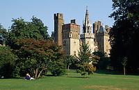 Großbritannien, Wales, Cardiff, Burg