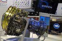 - aeronautic engine turbojet CFM (Snecma and General Electric)....- motore aeronautico turboreattore CFM (Snecma e General Electric)