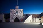 Snow King Castle