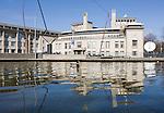 Den Haag,03-04-2006,  Exterieur van het joegoslavie tribunaal,ICTY, <br /> foto: Michael Kooren/Utrecht