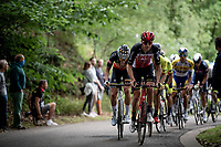 Jelle Wallays (BEL/Lotto-Soudal)<br /> <br /> the inaugural GP Vermarc 2020 is the very first pro cycling race in Belgium after the covid19 lockdown of Spring 2020 & which was only set up some weeks in advance to accommodate belgian teams by providing racing opportunities asap after the lockdown allowed for racing to restart (but still under strict quarantine / social distancing measures for the public, riders & press)<br /> <br /> Rotselaar (BEL), 5 july 2020<br /> ©kramon